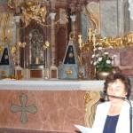 Szent László Emlékmise 2012 – Gál Erzsébet<br>Szent László emlékmise, Nyitra, Zoboralja, Zobor-vidék (foto: Balkó Gábor)