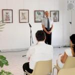 Szépséges Népviselet – dr. Simek Viktor tárlata – Dr. Simek Viktor<br>Dr. Simek Viktor, kiállítás, népviselet, Zoboralja, Tapolcsány (foto: Simek Veronika)