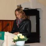 Feltámadási menet – Felsőszeli – 2012 – Kanyicska Ilona – Nagykér – Zoboralja<br>Feltámadási menet, Felsőszeli, Zoboralja (foto: Felszőszeli plébánia)