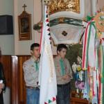Feltámadási menet – Felsőszeli – 2012 – Feltámadási menet – Felsőszeli – 2012<br>Feltámadási menet, Felsőszeli, Zoboralja (foto: Felszőszeli plébánia)