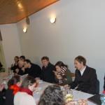 Karácsonyi hangversenyek Zobor-vidéken – Csehi – 2012 – Karácsonyi hangversenyek Zobor-vidéken – Csehi – 2012<br>karácsony, hangverseny, énekkar, Csehi, Zoboralja, Galántai Kodály Daloskör, Koloni Zobor Hangja Vegyeskar, Nyitrai Konstantín Egyetem Magyar Kórusa (foto: Balkó Gábor)