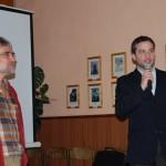 Találkozás Erőss Zsolttal – Erőss Zsolt és Zilizi Zoltán<br>Zoboralja, Kolon, Erőss Zsolt hegymászó,  (foto: Balkó Gábor)