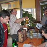 II. Koloni Borkóstoló – II. Koloni Borkóstoló<br>Zoboralja, Kolon, borkóstoló (foto: Balkó Gábor)