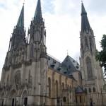 Megemlékezés Esterházy Jánosra a morvaországi Mirovban – Szt. Vencel katedrális<br>Esterházy János, Mirov, megemlékezés, felvidéki mártír (foto: Balkó Gábor)