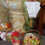 Termények megáldása – Termények megáldása<br>Zoboralja, Kolon, Szent István király templom, termények megáldása (foto: Balkó Gábor)