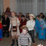 I. Jelmezes Családi Batyubál – I. Jelmezes Családi Batyubál<br>Zoboralja, Zobora-vidék, Nyitra-vidék, Kolon, jelmezes batyubál, Márk atya (foto: Balkó Gábor)