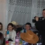 1. Családi Jelmezes Batyubál – 1. Családi Jelmezes Batyubál<br>Zoboralja, Zobora-vidék, Nyitra-vidék, Kolon, jelmezes batyubál, Márk atya (foto: Balkó Gábor)