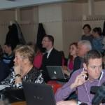 Esterházy János konferencia – Esterházy János konferencia<br>Esterházy János, Nyitra, Zoboralja, Konstantín Filozófus Egyetem – Közép-európai Tanulmányok Kara (foto: Balkó Gábor)