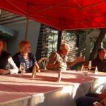 Nyitott pincék napja – Kupeček pince – Nyitott pincék napja – Kupeček pince<br>Negykér, nyitott pincék, borkóstoló, Zoboralja, Zobor-vidék, Nyitra-vidék (foto: Balkó Gábor)