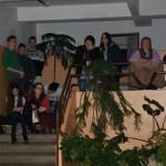 Karácsonyváró – A Gímesi AI diákjainak műsora – Csendes éj – Karácsonyváró – A Gímesi AI diákjainak műsora – Csendes éj<br>Karácsonyváró, Gímesi Alapiskola Gyerekkara, Gímesi Alapiskola diákjai, Csendes éj (foto: Balkó Gábor)