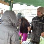 6. Hagyományos farsangi disznóölés és 1. kolbásztöltő verseny – 6. Hagyományos farsangi disznóölés és 1. kolbásztöltő verseny<br>farsangi disznóölés és kolbásztöltő verseny, Kolon, Zoboralja, Zobor-vidék, Nyitra-vidék, Cser vadásztársaság (foto: Balkó Gábor)