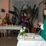 Családi Jelmezes Batyubál – Ifjúsági mise – Márk atya<br>farsangi batyubál, Kolon, Zoboralja, Zobor-vidék, Nyitra-vidék, plébánia bál (foto: )