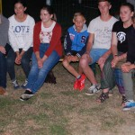 Mankós tábor Kolonban – Mankós tábor Kolonban<br>Kolon, Zoboralja, Zobor-vidék, Nyitra-vidék, Márk atya, egyházi tábor, Mankós tábor (foto: )