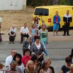Nagyboldogasszony búcsú a nyitrai Kálvárián – Nagyboldogasszony búcsú a nyitrai Kálvárián<br>Zoboralja, Zobor-vidék, Nyitra-vidék, Márk atya, Nyitra, Kálvária, Nagyboldogasszony búcsú (foto: Balkó Gábor)