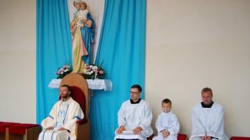 Nagyboldogasszony búcsú a nyitrai Kálvárián