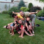 Koloni cserkészek avatója – Palást – Koloni cserkészek avatója (foto: SZMCS)
