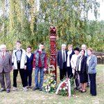 Kopjafaavatás az Aradi vértanúk emlékére(foto: Balkó György)