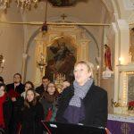 Karácsony 2016 – Csitár – Konstantín Filozófus Egyetem Magyar Kórusa – Józsa Mónika karnagy (foto: Balkó Gábor)