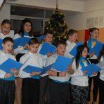 Karácsony a Gímesi Alapiskolában 2016 – a Gímesi Alapiskola Gyerekkara (foto: Balkó Gábor)