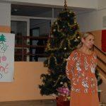 Karácsony a Gímesi Alapiskolában 2016 – Maga Judit igazgatóhelyettes (foto: Balkó Gábor)