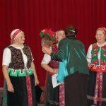 Karácsonyi hangverseny és könyvbemutató – Zsére – 2016. dec. 11. – Csitári Menyecskekórus (foto: Balkó Gábor)