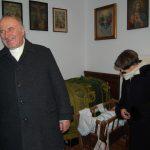 Hálaadó szentmise után – Ahai Tájház – 2017. jan. 17. – Pati Ferenc-Károly atya (foto: Balkó Gábor)