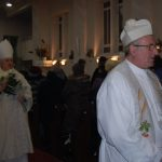 Hálaadó szentmise Jókai Mária tiszteletére 80. születésnapja alkalmából(foto: Balkó Gábor)