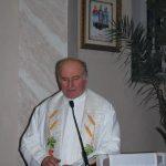 Hálaadó szentmise Jókai Mária tiszteletére 80. születésnapja alkalmából – Pati Ferenc-Károly atya (foto: Balkó Gábor)