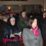 Hálaadó szentmise Jókai Mária tiszteletére 80. születésnapja alkalmából – Tóth Tibor, Verebély főpolgármestere (foto: Balkó Gábor)