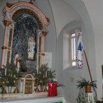 Hálaadó szentmise Jókai Mária tiszteletére 80. születésnapja alkalmából – Ahai Szent Imre templom (foto: Balkó Gábor)