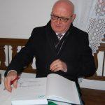 Az Ahai Tájház megnyitója – 2017. jan. 12. – Tóth Tibor Verebély főpolgármestere (foto: Balkó Gábor)