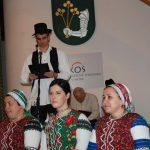 Nagyanyám életútja folklórösszeállítás – Csehi – 2017. febr. 12. – Zsérei Zsibrice Hagyományőrző Csoport és Matyó Ádám (foto: Balkó Gábor)