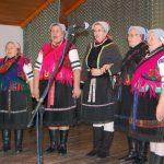 Nagyanyám életútja folklórösszeállítás – Csehi – 2017. febr. 12. – Alsóbodoki Manyecskekórus (foto: Balkó Gábor)