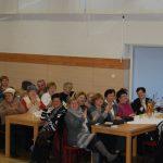 A 80 éves Jókai Mária köszöntése – Aha – 2017. jan. 22. – Ahai Férfi Éneklőcsoport(foto: Balkó Gábor)