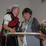 A 80 éves Jókai Mária köszöntése – Aha – 2017. jan. 22. – Alsóbodoki Asszonykórus – Alsóbodoki Asszonykórus és Jókai Mária (foto: Balkó Gábor)