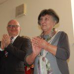 A 80 éves Jókai Mária köszöntése – Aha – 2017. jan. 22. – Ahai Énekcsoportok – Jókai Mária és Tóth Tibor (foto: Balkó Gábor)