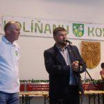 Koloni borkóstoló 2017 – Balról: Balkó György, a Vinum de Colon elnöke és Balkó Róbert, Kolon polgármestere (foto: Balkó Gábor)