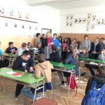 """Iskolák közös """"határtalan"""" kirándulása(foto: Gímesi Alapiskola)"""