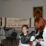 Villőzés Komáromban – Szél fújja pántlikám gyermektánccsoport (foto: Balkó Gábor)