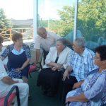 A nyitrai E. Guderna középiskola volt diákjainak 50 éves osztálytalálkozója – 2017(foto: Balkó Gábor)