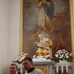 Nagyboldogasszony búcsú-Nyitra-Kálvária-2017 – Balról: Márk atya és Zeman István főszervező (foto: Balkó Gábor)