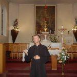 Szent István búcsú 2017 – Kolon – hétfő – Rómaiakhoz írt levél – előadás – Márk atya (foto: Balkó Gábor)