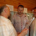 Zoboralja múzeum – Id. és Ifj. Csámpai Ottó ajándéka a múzeumnak (foto: Balkó Gábor)