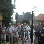 Zoboralja Múzeum megnyitója – Ing. Balkó Róbert, Kolon polgármestere, a Zoboralji Községek Regionális Társulása elnöke (foto: Balkó Gábor)