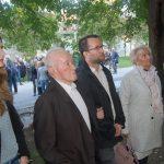 Tóth Károly emléktáblájának leleplezése(foto: Balkó Gábor)