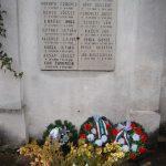 Tiszteletadás az 1848-49-es hősök előtt – 2018 – Nyitrai temető – Erdősi Imre sírboltja (foto: )