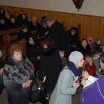 Keresztúti ájtatosság Márk atyával és a hagyományőrzőkkel – Kolon 2017(foto: Balkó Gábor)