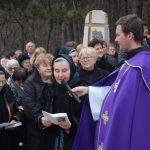 Keresztúti ájtatosság Márk atyával és a hagyományőrzőkkel – Kolon 2018(foto: Balkó Gábor)