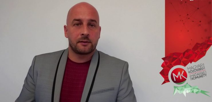 Menyhárt József videóüzenetben válaszol Bugár Béla vádjaira