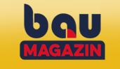 bau magazin logo